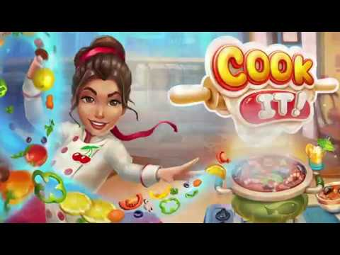 Cook It! The MOST ANTICIPATED new cooking game of 2019!