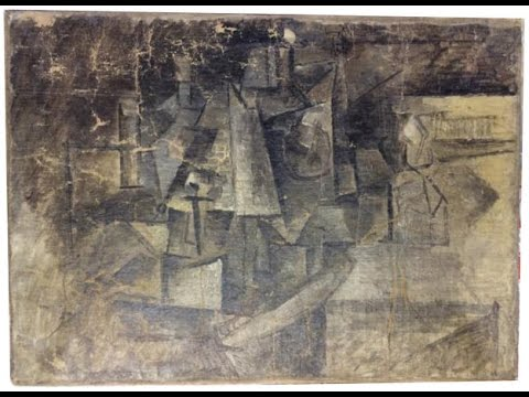 Stolen picasso worth millions discovered in new york