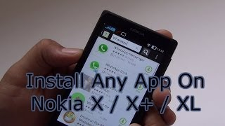 Download lagu Easily Install Any Android App On Nokia X or X+ or XL