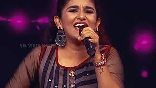 SUPER SINGER 8     PRIYANKA and MA KA PA  COMEDY     Mudhal Murai Paartha Nyabagam  Anirudh Special