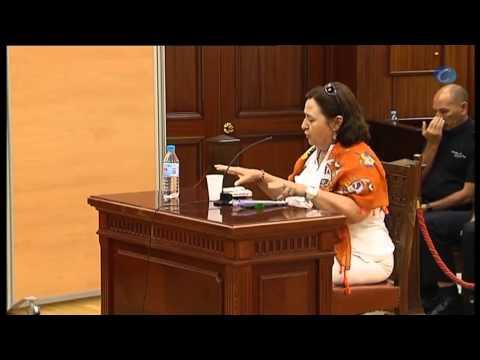 La madre de Ruth emociona al jurado con sus declaraciones