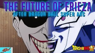 The Future of Frieza - After Dragon Ball Super Arc
