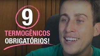 Melhores Termogênicos para Emagrecer (09 Deles) | Dr. Juliano Pimentel