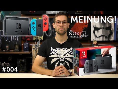 Meinung: Nintendo Switch – Preise, Spiele, Akkulaufzeit