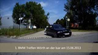Anfahrt - 1. BMW Treffen Wörth an der Isar