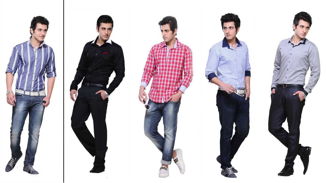 Men clothing online store