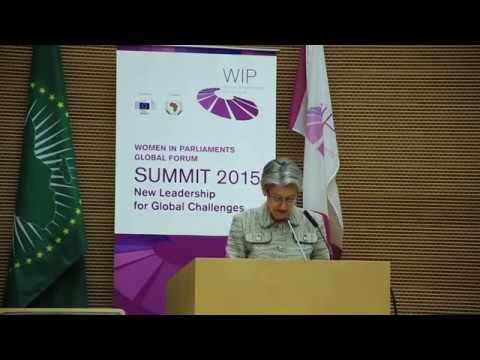 Speech by Irina Bokova, Director-General of UNESCO, at the WIP Summit 2015
