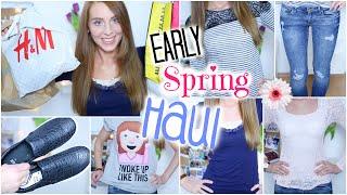 XXL Frühlings HAUL mit PRIMARK, H&M, Only, ZARA, Mango, Lush Thumbnail