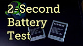 FAKE / COUNTERFEIT SAMSUNG BATTERY FROM EBAY - YouTube