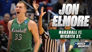 Marshall vs. Wichita St.: Jon Elmore powers Marshall to a shocking upset