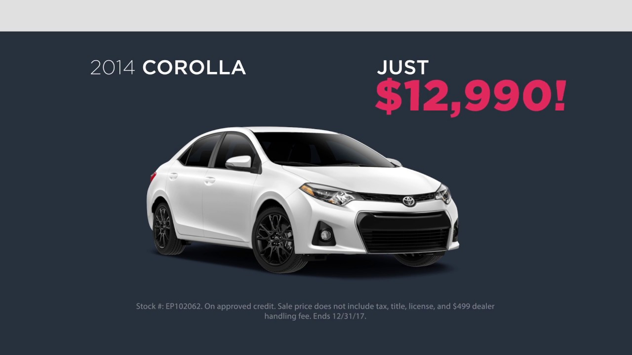 Larry H Miller Toyota Colorado Springs >> Finding An Incredible Deal Is Easy As 1, 2, 3! - Larry H ...