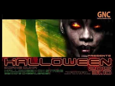 GNC Halloween Clubbing Taeser - JAMAL in tha HOUSE