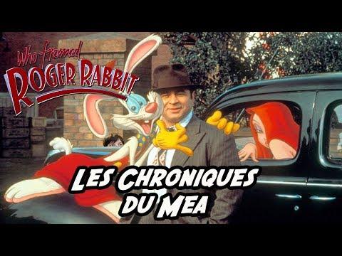 Qui Veut la Peau de Roger Rabbit (1988) - Les Chroniques du Mea