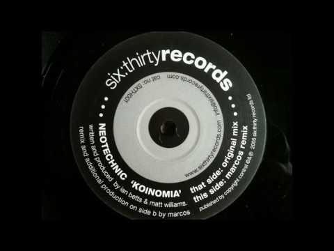 Neotechnic - Koinomia (Original Mix) [2005]