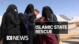US offers to rescue Australian Islamic State families trapped in Syria   ABC News