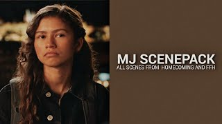 mj scenepack [1080p + all scenes from homecoming and far from home]