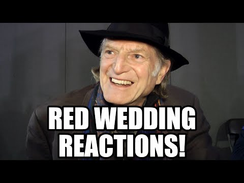 Game of Thrones Red Wedding Reactions 2  Walder Frey, Ramsay Snow, Yara, Loras, Podrick, Blackfish