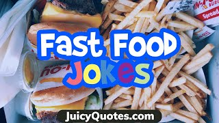 Funny Food Jokes and Puns - Will Make You Chuckle