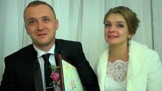 Персиковая свадьба Виктории и Петра