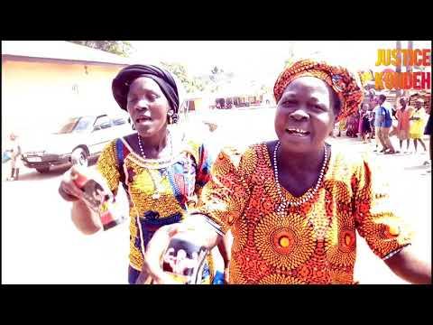 Limba Male Traditional Dance Wara Wara Yagala Chiefdom Koinadugu District Sierra Leone
