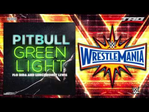 "WWE: WrestleMania 33 - ""Greenlight"" - 1st Official Theme Song"
