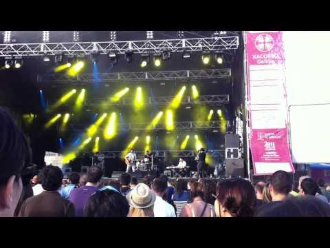 Ron Sexsmith - Festival Vigo Transforma 2011