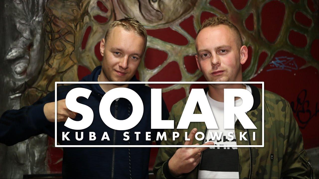 WYWIAD | KUBA STEMPLOWSKI x SOLAR
