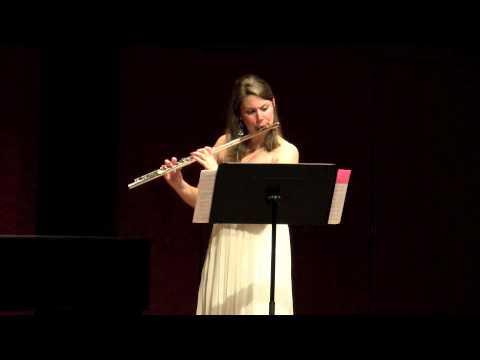 Lili Boulanger: D'un Matin De Printemps - Hannah Peterson, flute