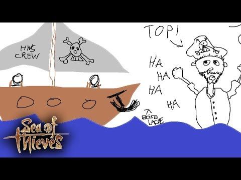 HOWAIZEN SQUAD 🤙 124 • DIETER, die alte Mistsau! • Let's Play SEA OF THIEVES [005]