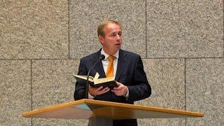 Van der Staaij (SGP) bijdrage APB 2014