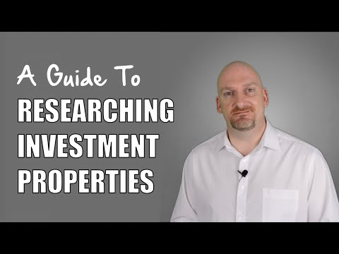 How To Research Investment Properties | Real Estate | Property Investing Tips