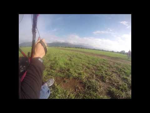 Paramotoring Under The African Skies