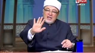 بالفيديو.. حجاجي إبراهيم: «اللي مش عايز خالد الجندي يقعد في البيت»