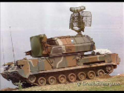 Greek Air Defense Systems