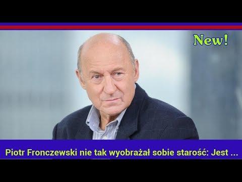 Piotr Fronczewski nie tak wyobrażał sobie starość: Jest coraz gorzej