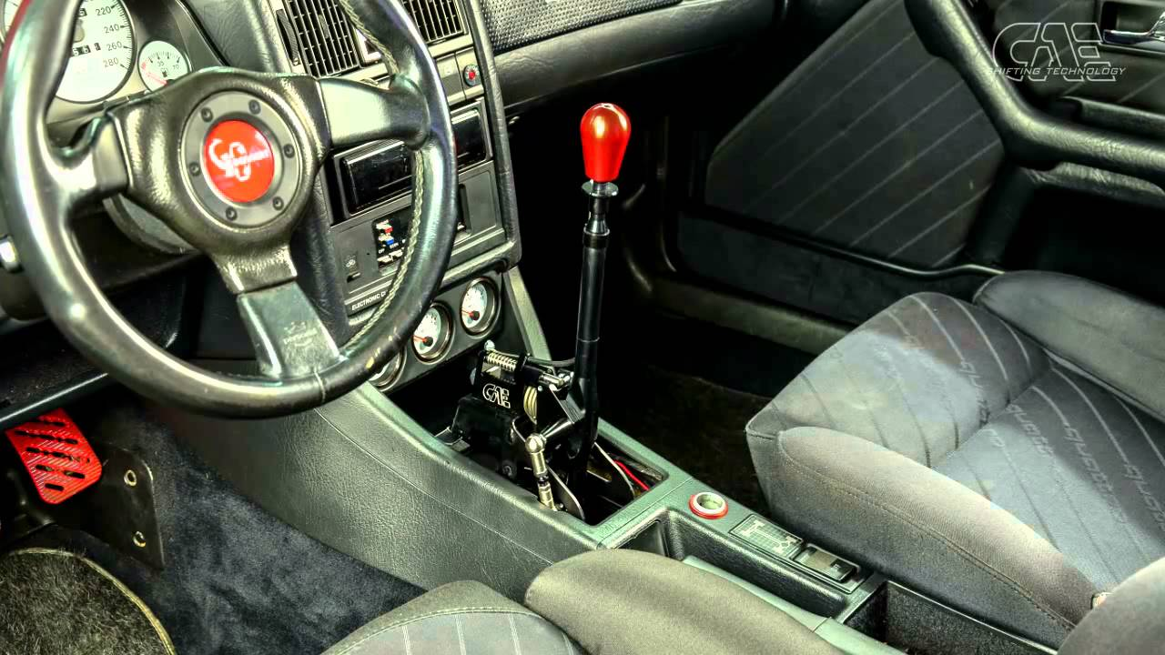 AUDI 80 B4 / S2 with CAE Ultra Shifter - by CAE RACING