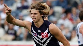 Nat Fyfe Brownlow Medallist | 2015 Highlights