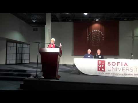 Global Transpersonal Symposium 14 Sofia University Palo Alto CA