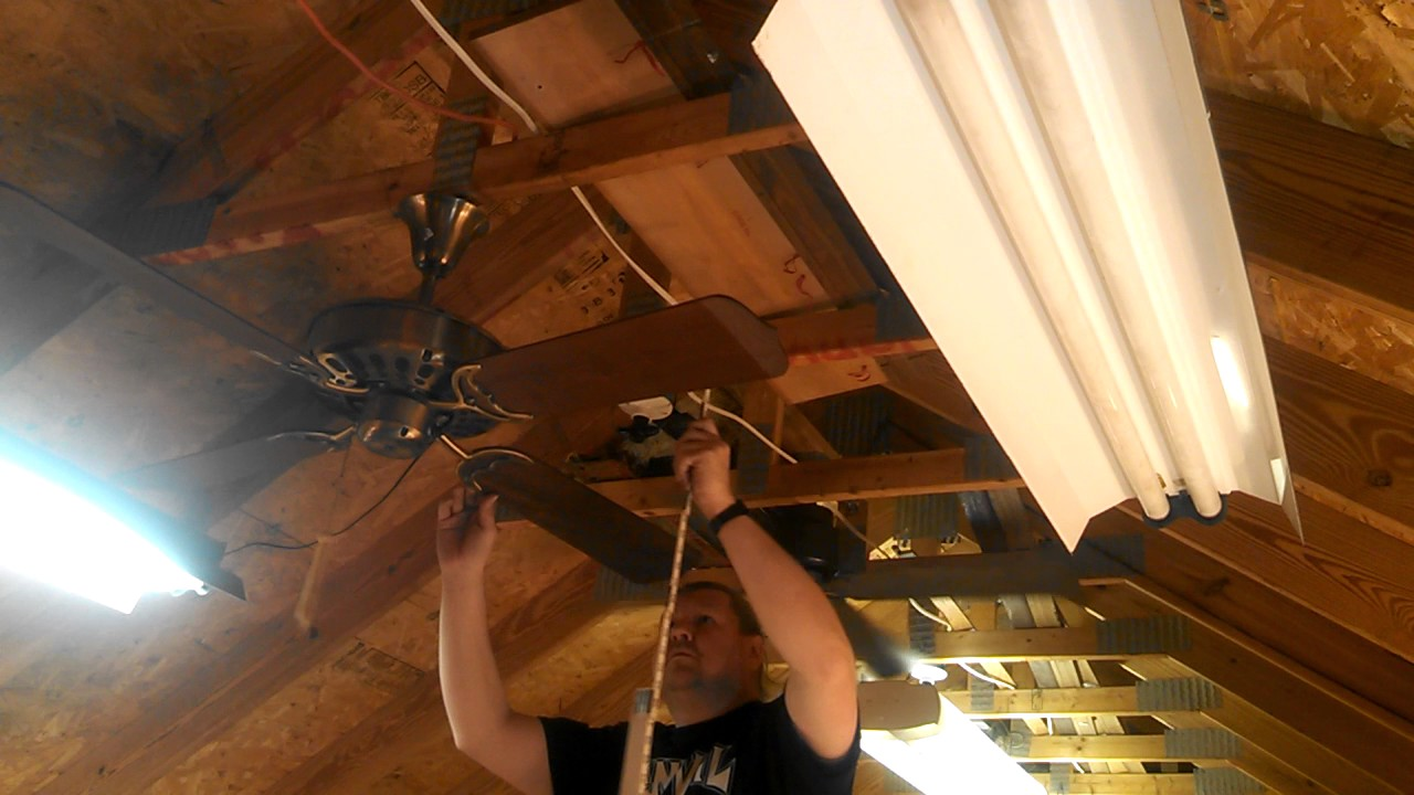 Metal pete and i demonstrate ceiling fan blade balancing youtube metal pete and i demonstrate ceiling fan blade balancing mozeypictures Images