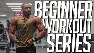 Teen bodybuilding beginner workouts | new series | gabriel sey