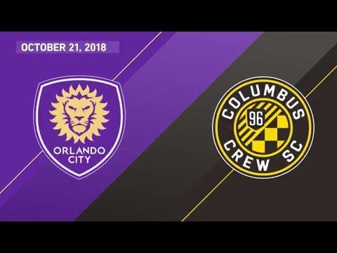 HIGHLIGHTS: Orlando City SC Vs. Columbus Crew SC | October 21, 2018