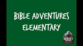 Elementary Story Day 4
