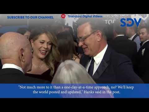 Oscar award winning actor and his wife tests positive for Coronavirus