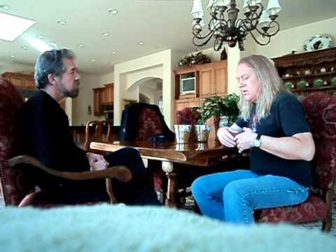"Max Volume /Doug ""Cosmo"" Clifford Interview (seg. 1)"