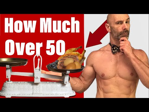 How Much Protein Do You Really Need Over 50 Years Old?