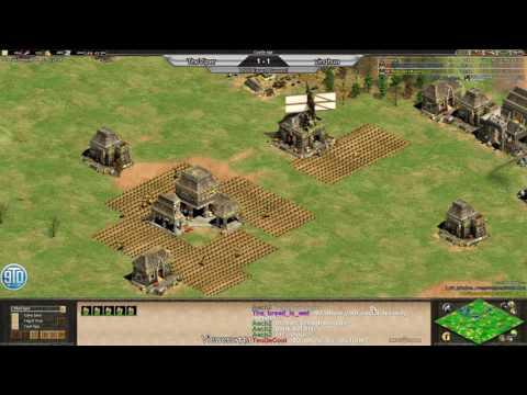 TheViper vs Yinghua - Expert Mayans War!