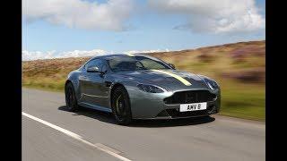 New Car: Aston Martin Vantage V8 AMR 2017 review