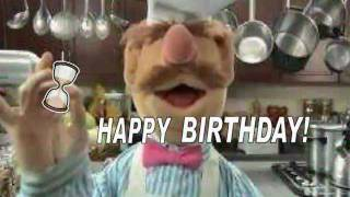 Happy Birthday, Swedish Chef Style!
