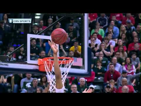 Deyonta Davis Clutch Block vs. Maryland
