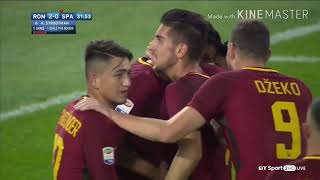 Download Video Roma vs spal 3-1 ⚫ highlight & All Goals   HD   02.12.2017 MP3 3GP MP4